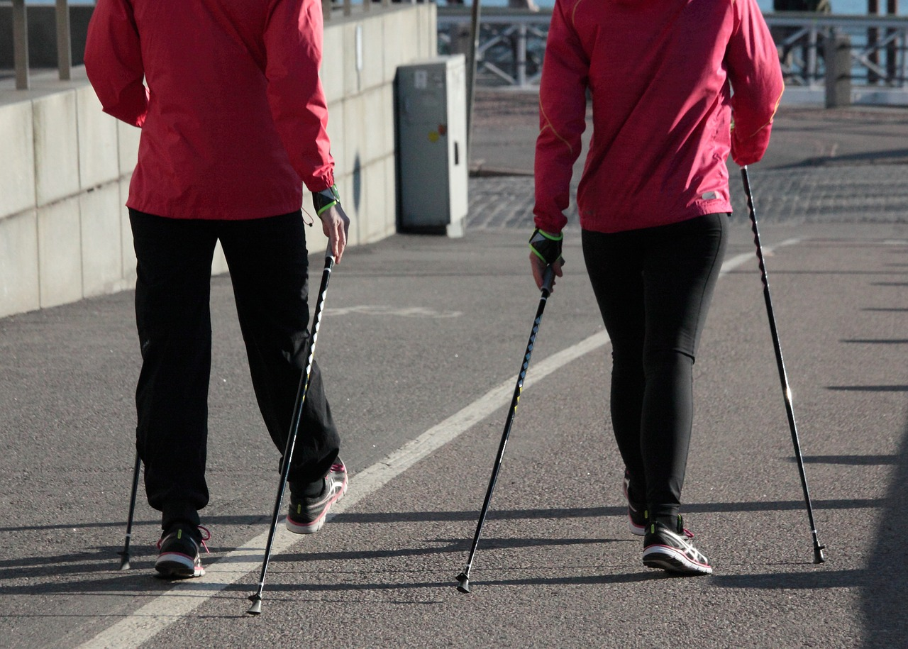Nordic walking w ciąży