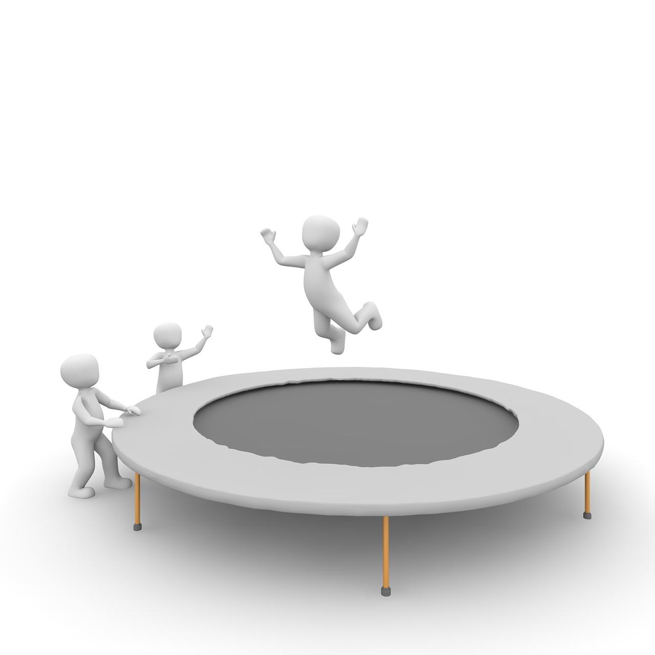 Jumping fitness, czyli fitness na trampolinie